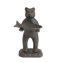 Bear With Fish Statue Supplieranufacturers At Alibaba