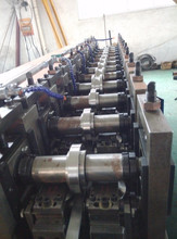 telescopic drawer channel slide cold roll forming machine