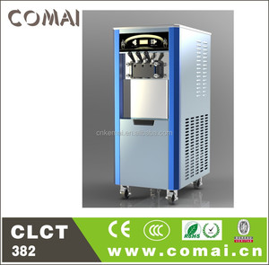 2014 Hot Sale Low Price bill and coin operated vending ice cream machine