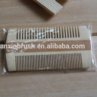 health care products wood hair lice comb