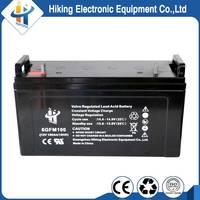 Agm 12 volt 100ah Sla sealed lead acid ups battery supplier