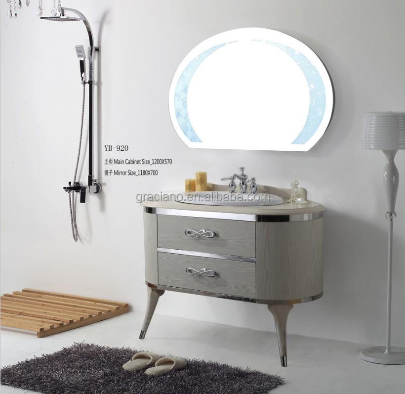 ( YB- 920) 욕실 캐비닛 새로운 패션 엠보싱 캐비닛 디자인의 욕실 ...