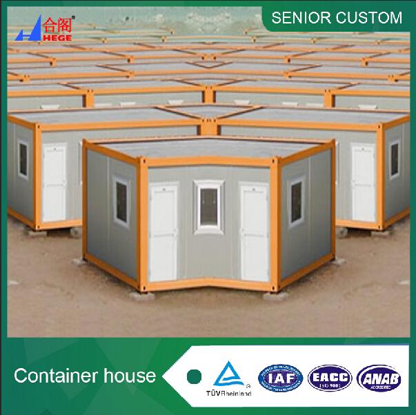 Modifizierten beh lter haus preis container caf for Container fertighaus