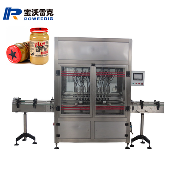 Automatic ketchup filling machine tomato sauce filling capping machine line