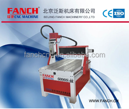 5 axis cnc router 6040 plans from China Manufacturer FC-6090S