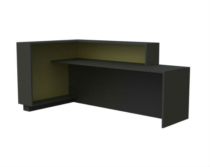 Office Furniture Small Reception Desk Front Counter Modern Desks For Distressed Product On Alibaba