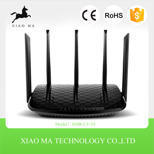 750M Dual Band 802.11AC Wireless Access Point/Configure Wifi Router/Configuring Access Point XMR-LY-55