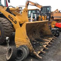 good performance Used SD L956F Whee Loader 5ton Wheel loader SDLG LG956F LG956L LG956 956