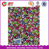Quality-Assured eco-friendly customized floral rayon fabric