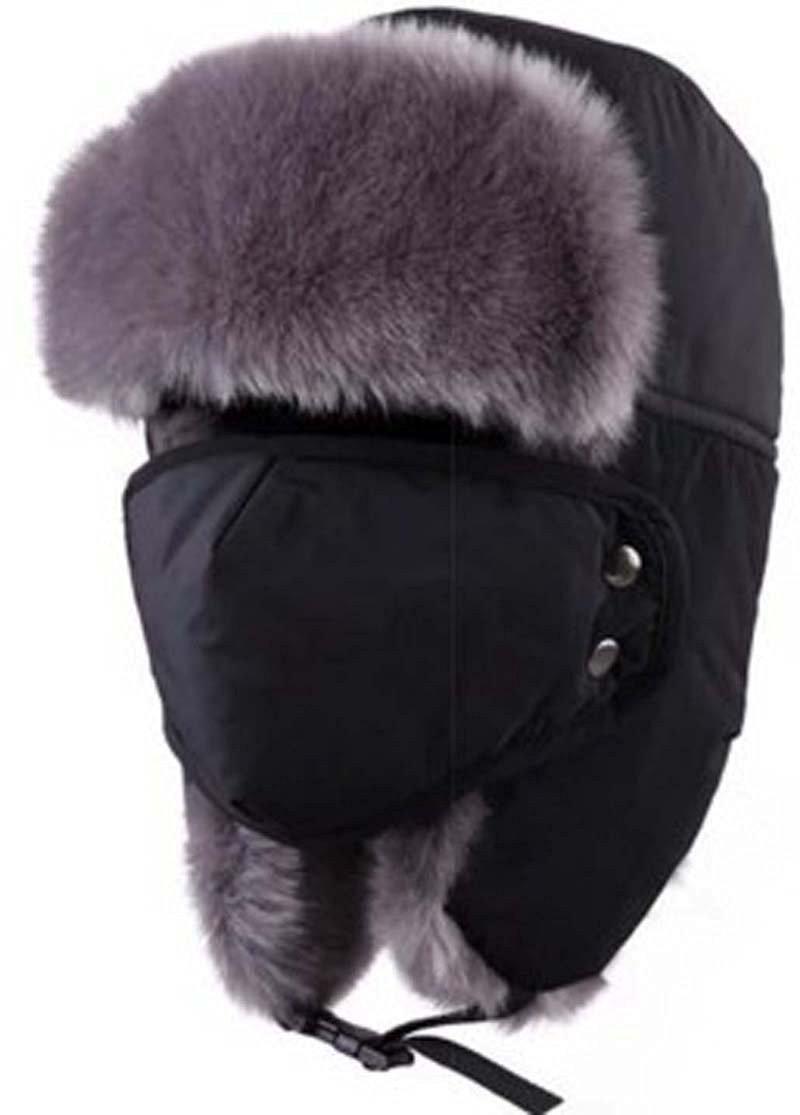 Nicecp Unisex Winter Ear Flap Hat Trooper, Trapper, Hunting Hat