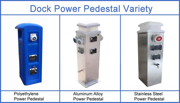power com sale detail and dock water quality on buy pedestal product good marina alibaba for