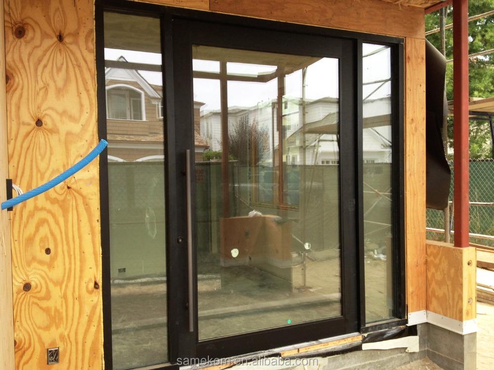 Dise o de pivote puerta de cristal interior puertas for Puertas diseno italiano