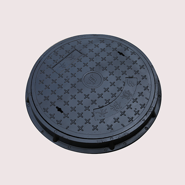 polymer bmc ventilated manhole cover