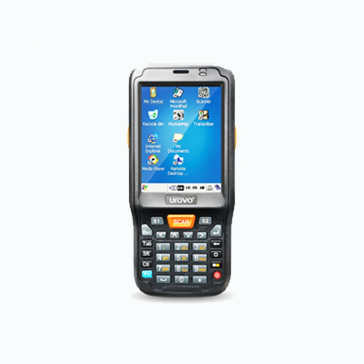 win ce 6.0 OS 256M RAM 4GB ROM 1GHz Handheld computer Pda used for barcode scanner ,data collector