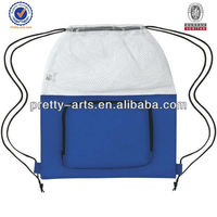 polyester mesh bags with drawstring