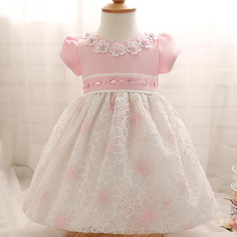 4345bc81427 Wedding Birthday Party Dresses For Girls Children s Costume Designs The beautiful  baby Princess dress Girl Dress