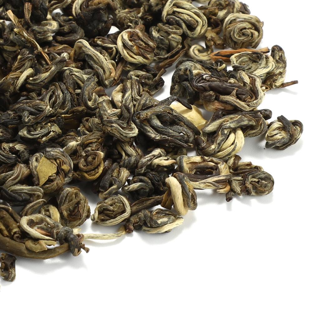 Free samples top quality flower tea Fujian jasmine green tea - 4uTea | 4uTea.com