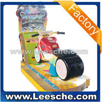 2015 latest kiddie rides arcade game machine motorcycle coin operated car kids ride on car