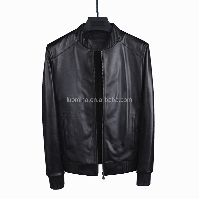Sheep skin real leather jacket for women wear
