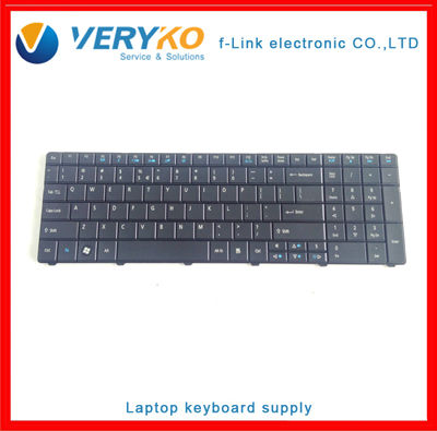 Replacement For Acer 5742 Keyboard US Black Original &New MP-09G33U4-698