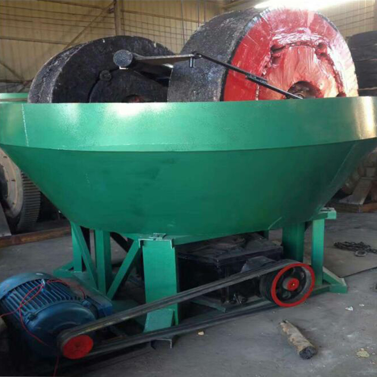 Gold Ore Processing Machine Cone Wet Grinding Machine / Gold Ore Grinder