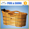 2016 hot sale Wooden bath funiture for portable wooden bathtub
