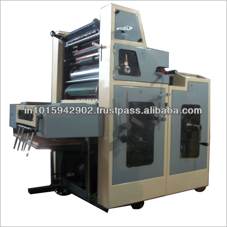 Solna Litho Double Color Offset Printing Machine Exporter in India