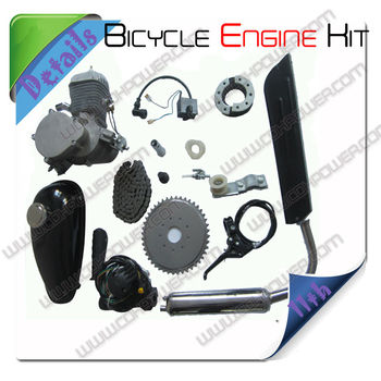Cdh Gas Motorizado De Piezas De Bicicleta Gas Motor Motor Bike