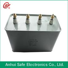 NON PCB UV Capacitor 15uF 2kvac UV Capacitor