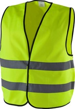 Reflective EN ISO20471 safety vest