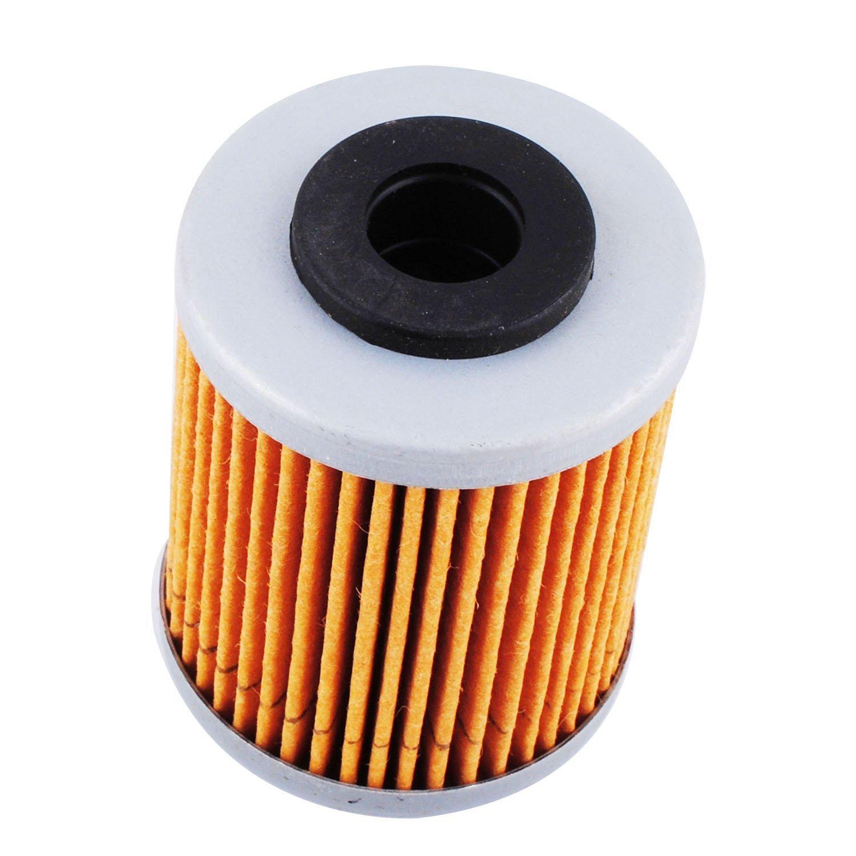 PODOY 1Pcs KN157&HF157 2nd Oil Filter for KTM 400/450/520/525/625 & 690 Duke
