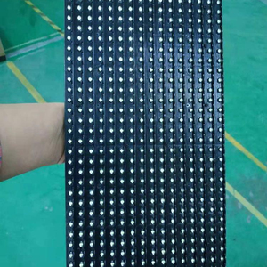 P10 single color Red White Green outdoor led module for led moving sign led running text
