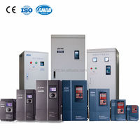 ENC AC variable frequency drive ,4-20ma, 0-10V connecting with PLC