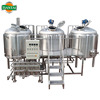 used brewpub equipment 1000L brewing system for sale