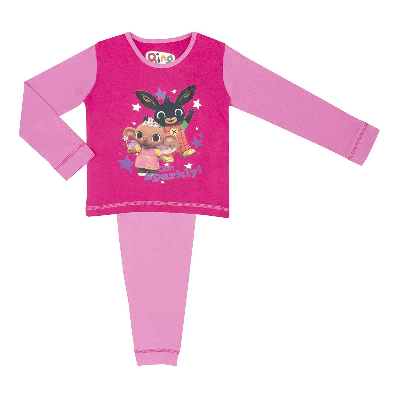 Cartoon Character Products CBeebies Bing Girls Pyjamas- 18 Months to 5 Years Various Designs