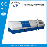 MIE Scattering dry wet laser particle size analysis Instrument