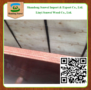 Cheap 18mm film faced plywood commercial plywood