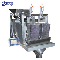 BT-ACZ-D Small 2 Head Linear digital weigher, carton erecting machines