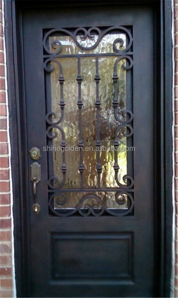 Designer Prehun Iron Door Apartment Door Entry Buy Wrought Iron