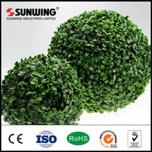 large outdoor artificial topiary tree leaves for christmas decoration