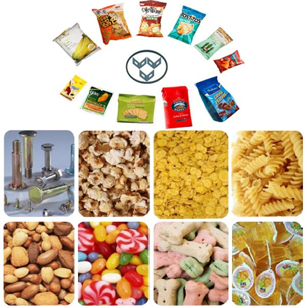 Automatic CE approval model V420 Vertical Form Fill Seal Packaging Machine for chips snacks