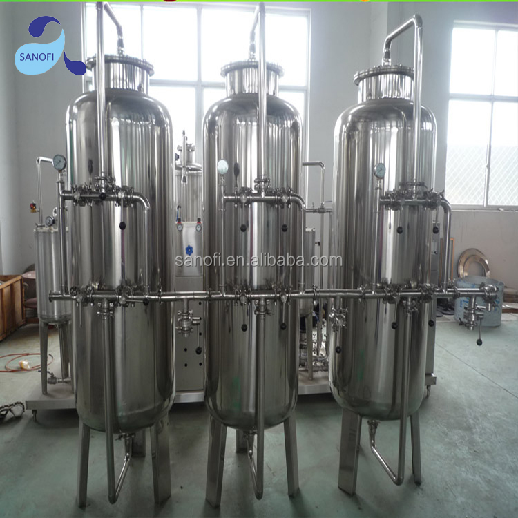 CE ISO Certification RO Reverse Osmosis Water Treatment System/ Water Purifying Equipment for Industry