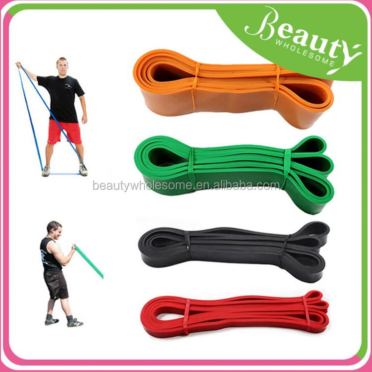 resistance running band ,H0T105, orange resistance band loops