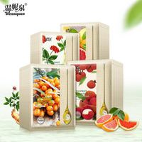 Oem service skin care products cosmetics beauty fruit extract mask made in china