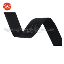 high quality elastic silicone grip tape,custom elastic tape with silicone grip webbing band