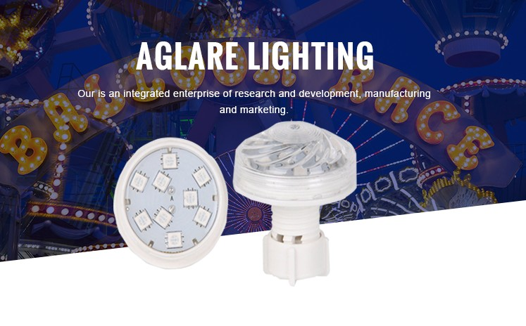 Pre-프로그램 된 RGB 빛 21LED E14 single 색 led 놀이 rgb 모듈로 빛이