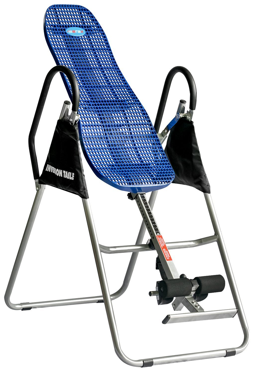 Get Quotations · Merax Pro Back Therapy Folding Inversion Table With Padded  Backrest