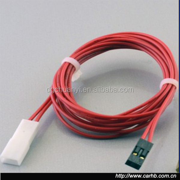 Custom Made Connector 2 P Pin Jst Car Dc Wire Harness - Buy 2 P Pin on