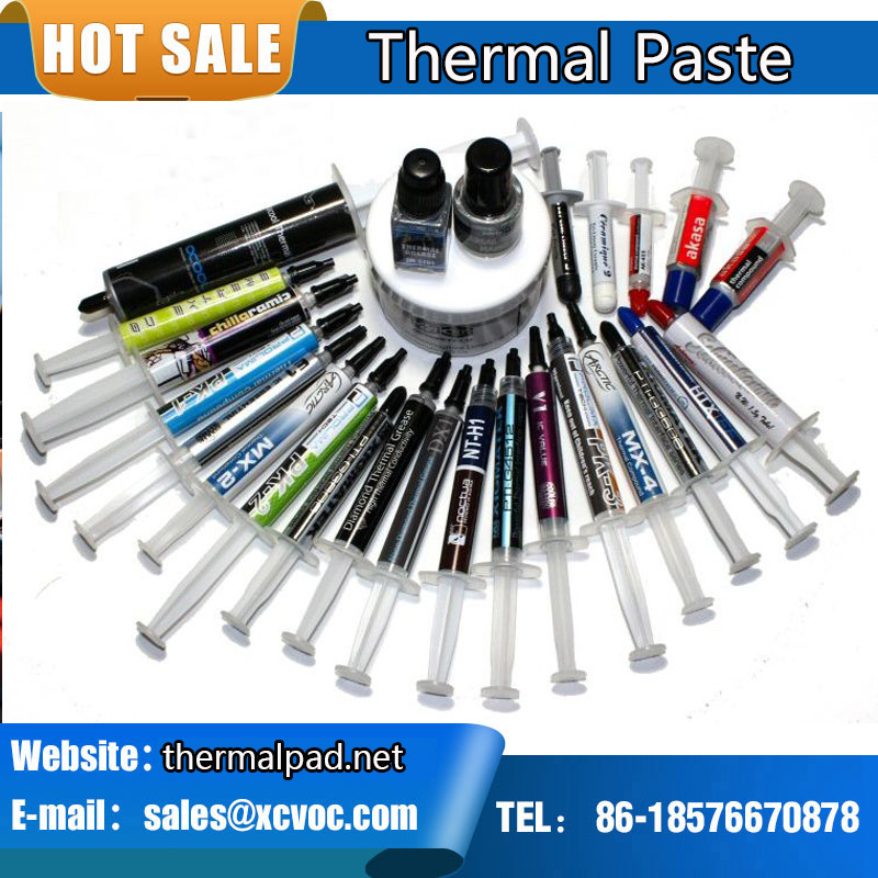 Thermal Conductive Silicone Gel Thermal Glue Adhesive