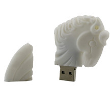 Horse head model usb 2.0 3.0 pen drive 100% full capacity 4gb 8gb 16gb